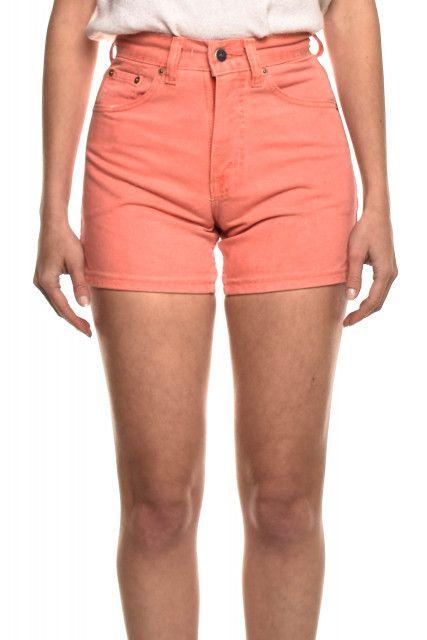 Shorts Jeans Coral Levi's