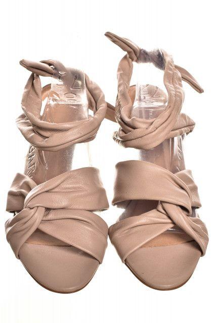 Sandália Amarração Rosa Corello