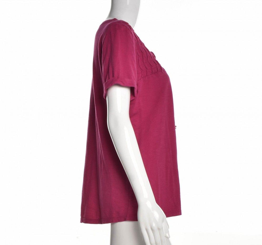 Mixed - Camiseta Amarração Pink - Foto 3