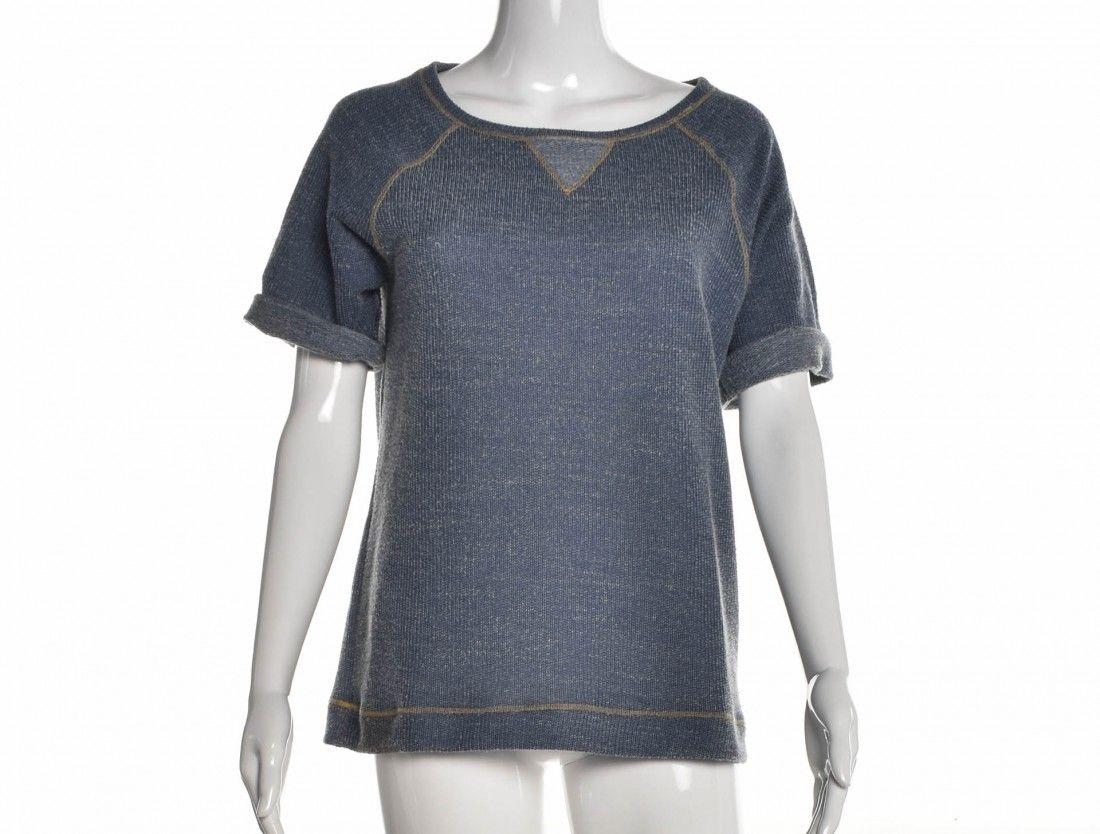 Mixed - Camiseta Fio Mescla - Foto 1