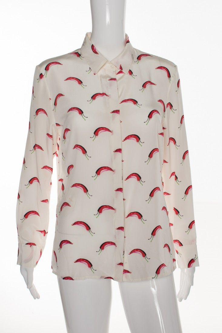 Isolda - Camisa Color Estampa - Foto 1