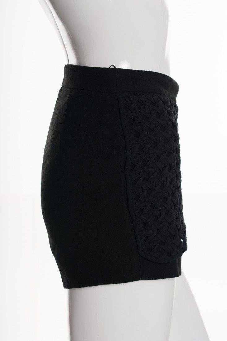 Giuliana Romanno - Shorts Saia Crochê - Foto 3