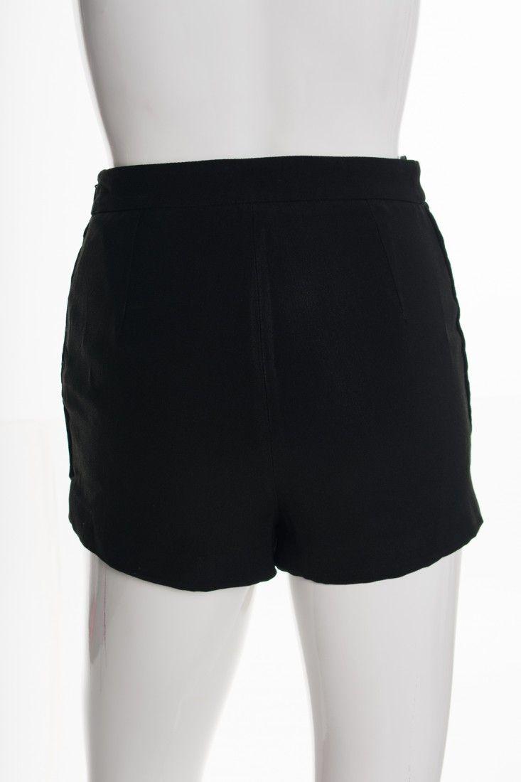 Giuliana Romanno - Shorts Saia Crochê - Foto 2