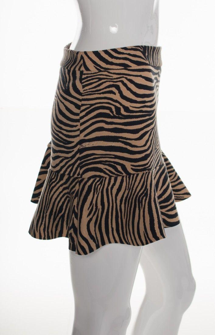 Bobô - Saia Babado Zebra - Foto 3