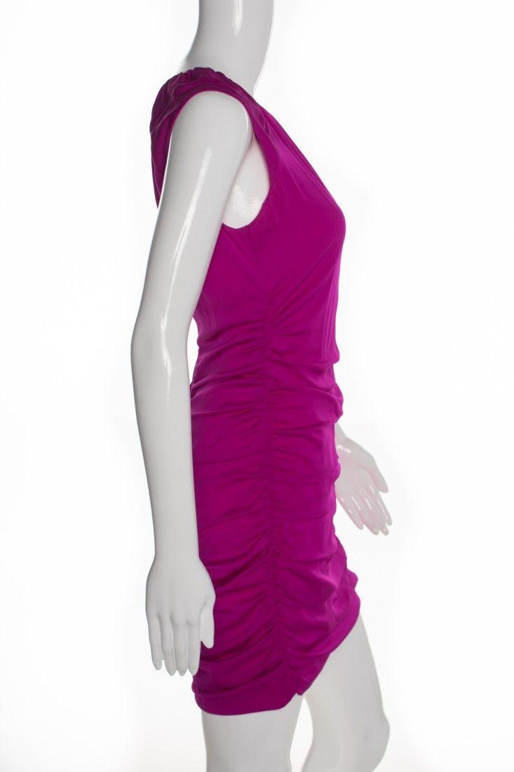 Diane Von Furstenberg - Vestido Seda Pink - Foto 3