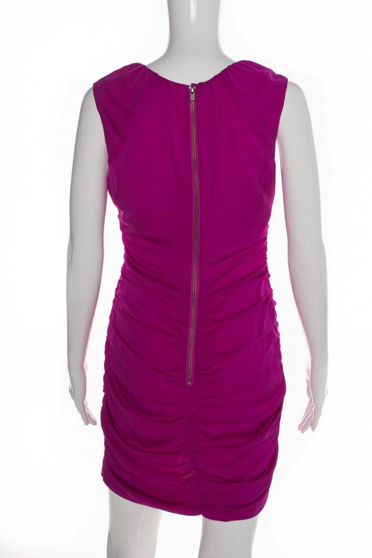 Diane Von Furstenberg - Vestido Seda Pink - Foto 2
